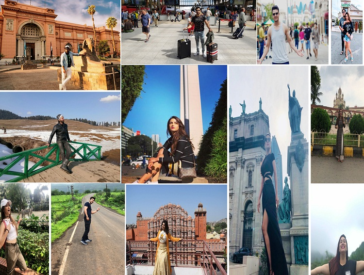 World Tourism Day: These Television Actors Are Giving Us Major Vacation Goals! – Check Out Pictures!