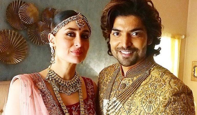 Gurmeet Choudhary Shoots For An Ad With The Diva Of Bollywood Kareena Kapoor Khan – PHOTOS