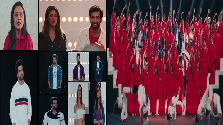 6 Pack Band 2.0 Along With Nakuul Mehta, Divyanka Tripathi, Rithvik Dhanjani, Karan Kundrra And Others Voice Out We Are All God's Children – Message Hits Bullseye!