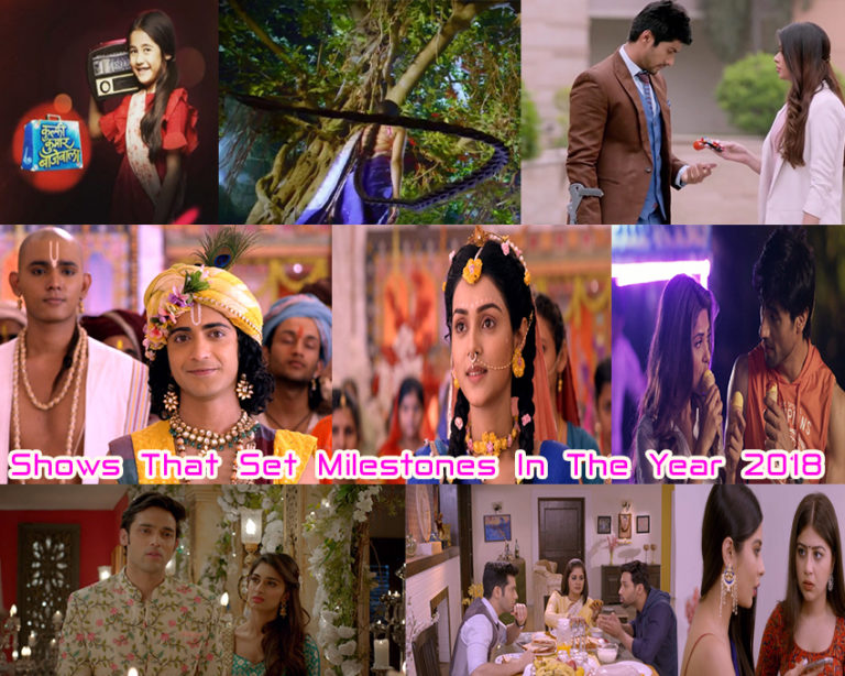 Indian TV : Shows That Set Milestones In The Year 2018!