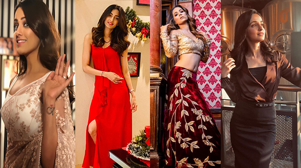 TV Actresses Fashion Trends Of 2019