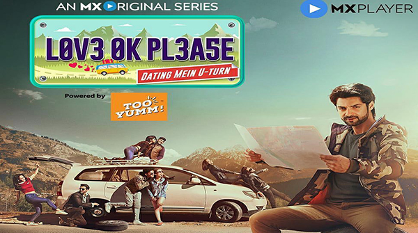 Karan Wahi In MX Player's Love Ok Please!