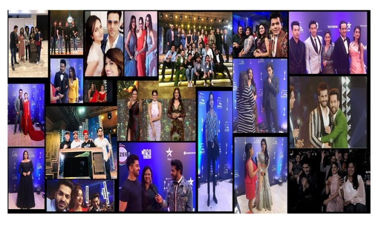 TV Stars Galore At The 15th Indian Telly Awards 2019 – Check Out Pictures!
