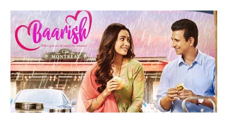 Really Excited To See The Magic Of Asha Negi And Sharman Joshi's Chemistry In ALT Balaji's Baarish! – First Look Revealed!