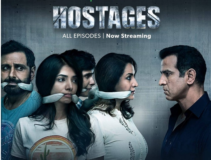 Hotstar Specials Hostages