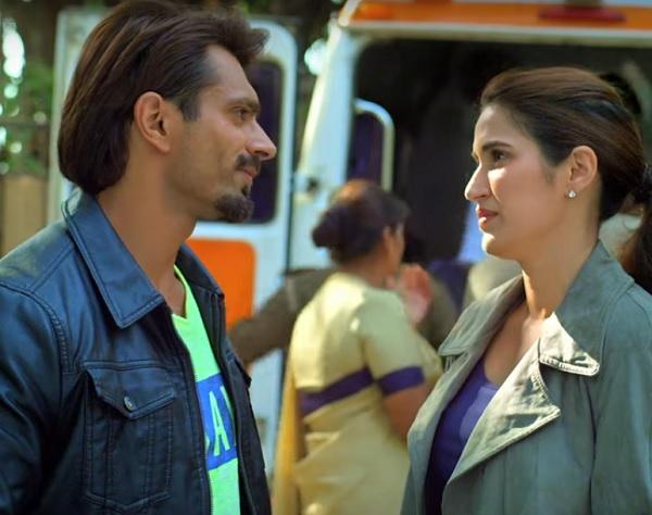 Karan Singh Grover And Sagarika Ghatge In Alt Balaji's Boss