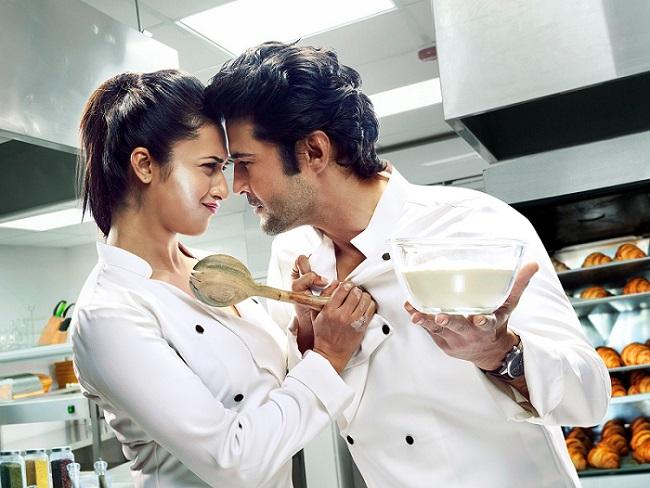 Rajeev Khandelwal And Divyanka Tripathi In Coldd Lassi Aur Chicken Masala