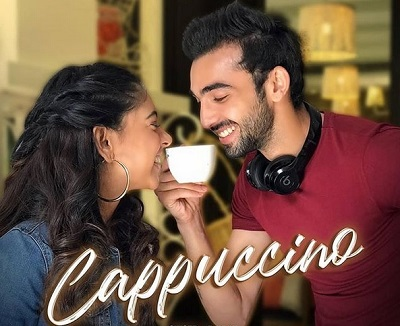 Niti Taylor and Abhishek Verma In Cappuccino