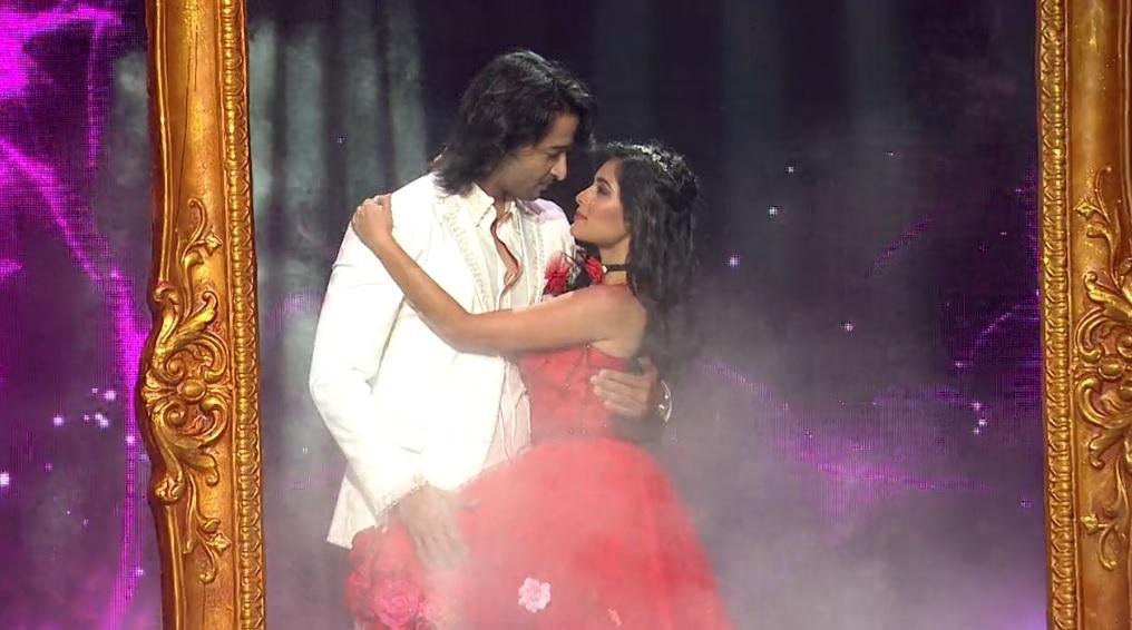 Shaheer Sheikh And Rhea Sharma In Nach Baliye 9