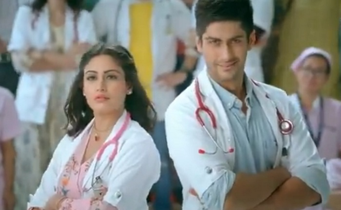Surbhi Chandna And Namit Khanna