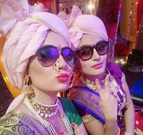 Rhea Sharma And Soniya Kaur