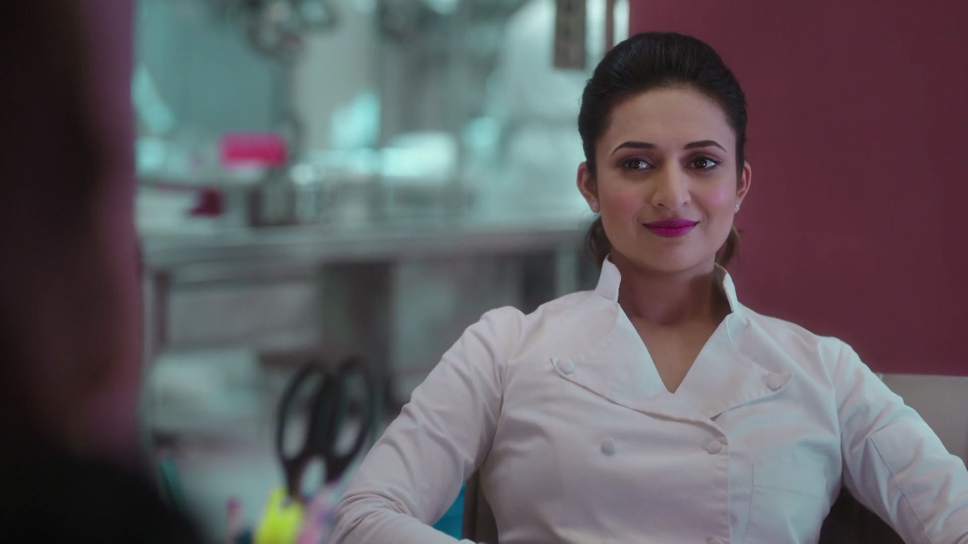 Divyanka Tripathi In Coldd Lassi Aur Chicken Masala