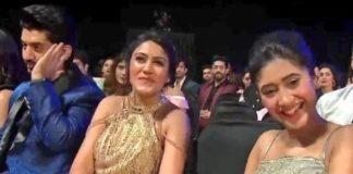 Shivangi Joshi And Surbhi Chandna