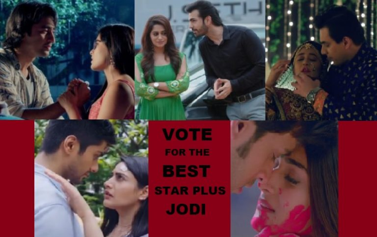 VOTE For The Current BEST STAR PLUS JODI!