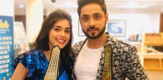 Adnan Khan And Eisha Singh