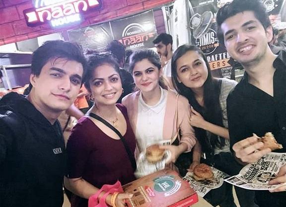 Mohsin Khan's Dayout With His Siblings, Drashti Dhami And Tejasswi Prakash