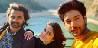Shivin Narang And Jennifer Winget Shooting For Beyhadh 2 At Rishikesh