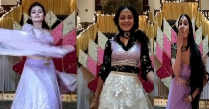 Mishti And Kuhu In Yeh Rishtey Hain Pyaar Ke
