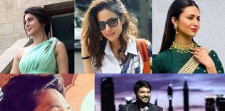 Divyanka Tripathi, Jennifer Winget, Hina Khan, Kapil Sharma, Nakuul Mehta In Gold Awards 2020