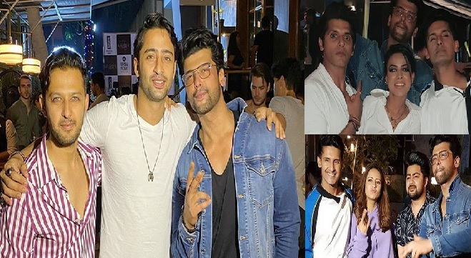 From Shaheer Sheikh, Siddharth Shukla, Ravi Dubey To Nia Sharma – It's A Celebs Galore At Kushal Tandon's Arbour28