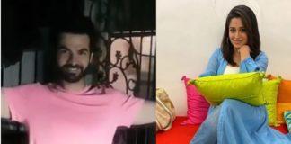 Karan V Grover And Dipika Kakar In Kahaan Hum Kahaan Tum