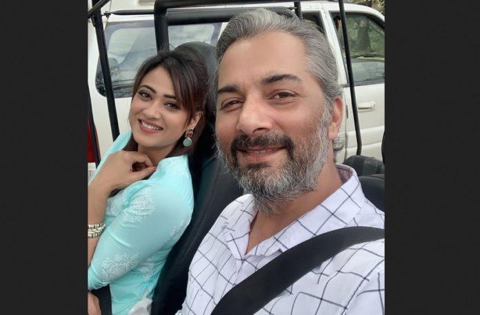 Shweta Tiwari And Varun Badola In Mere Dad Ki Dulhan