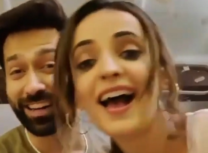 Nakuul Mehta And Sanaya Irani To Come Together For A Short Film Soon!