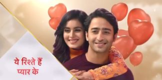 Shaheer Sheikh And Rhea Sharma In Yeh Rishtey Hain Pyaar Ke's New Montage