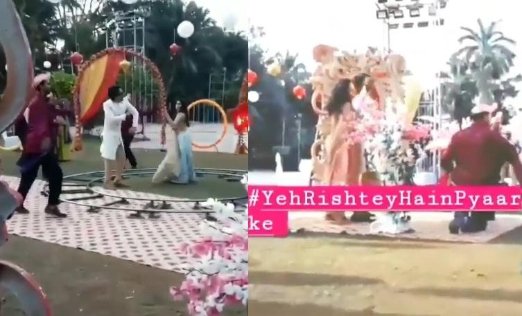 Yeh Rishtey Hain Pyaar Ke Upcoming : Check Out The Dance Sequences Of Shaheer Sheikh, Rhea Sharma, Ritvik Arora and Kaveri Priyam