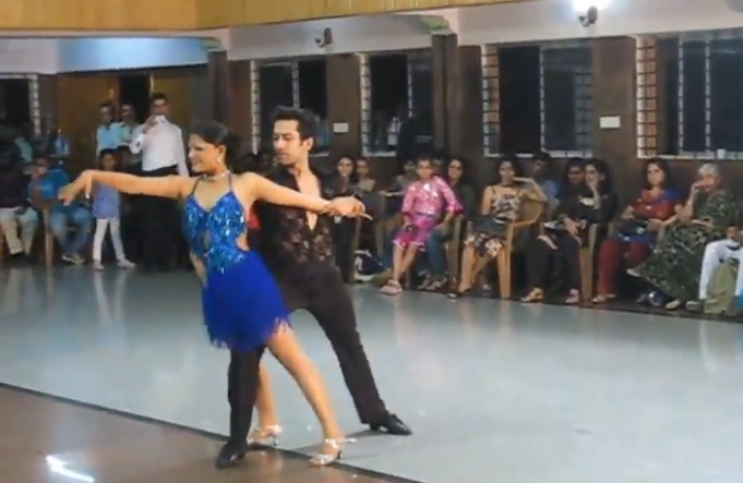 Nakuul Mehta's Rumba Rendezvous In This Throwback Video Will Leave You Dazed