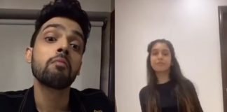Parth Samthaan and Niti Taylor