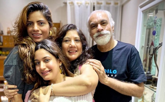 Surbhi Chandna With Her Family