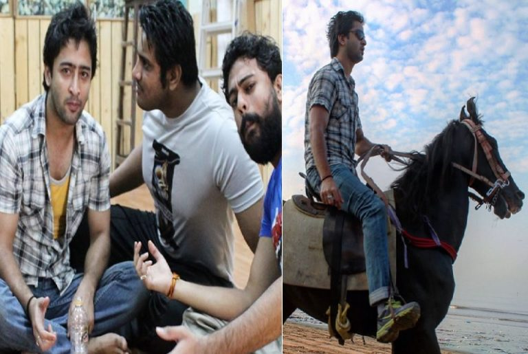 Shaheer Sheikh Shares Pictures And Video From Mahabharat's Training Session!