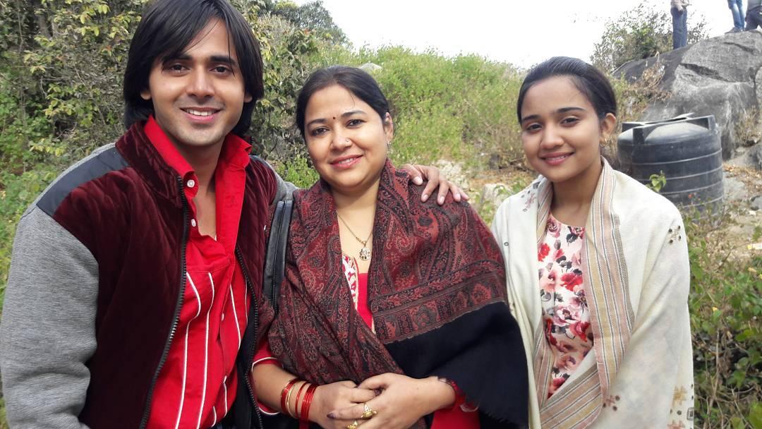 Randeep Rai And Ashi Singh