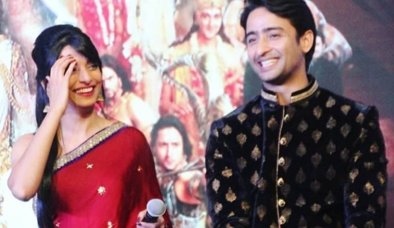 Watch This Lesser Seen Throwback Video Of Shaheer Sheikh And Pooja Sharma On Stage At Indonesia!