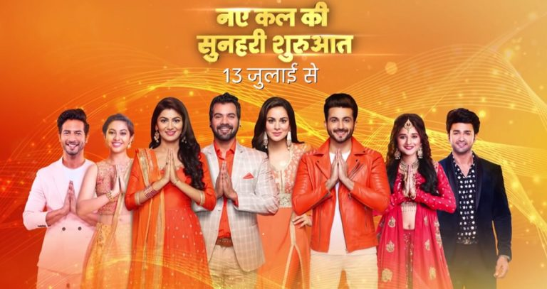 Zee TV Shows : 4 New In Sync Promos Of The Lead Characters Is LIT