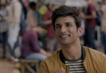 Sushant Singh Rajput In Dil Bechara