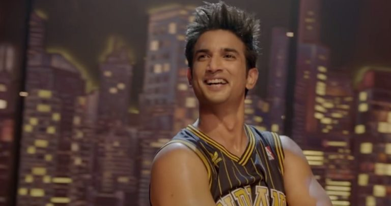 Dil Bechara Title Track – Goosebumps Guaranteed Watching A Cheerful Sushant Singh Rajput – Review