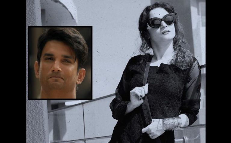 Ankita Lokhande Claims Sushant Wasn't Depressed, Says 'I Want People To Remember Him As A Hero'
