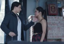 Mohsin Khan And Shivangi Joshi In Baarish