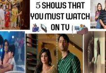5 Shows That You Must Watch On TV
