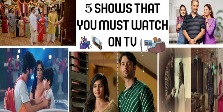 5 Shows That You Must Watch On TV – Ranked