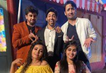 Shaheer Sheikh, Rhea Sharma, Kaveri Priyam, Avinash Mishra, Ruslaan Mumtaz In yeh Rishtey Hain Pyaar Ke