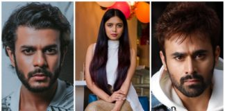 Pearl V Puri, Jay Soni And Megha Ray