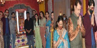 Shaheer Sheikh In Yeh Rishtey Hain Pyaar Ke Set
