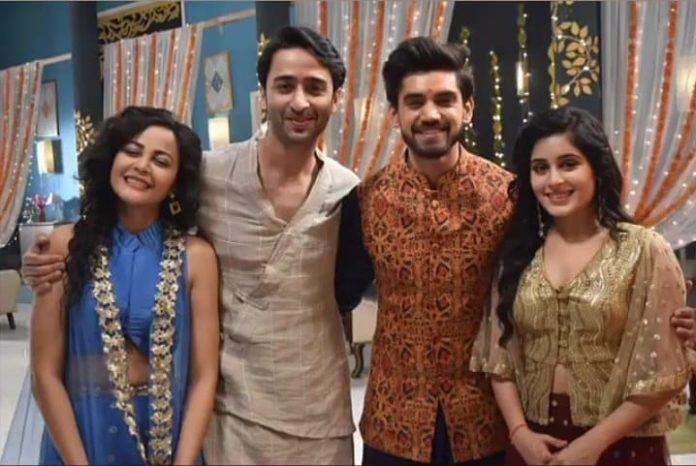 Shaheer Sheikh, Rhea Sharma, Kaveri Priyam And Avinash Mishra In Yeh Rishtey Hain Pyaar Ke