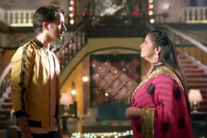 Shaheer Sheikh And Rupal Patel In Yeh Rishtey Hain Pyaar Ke