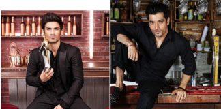 Ssharad Malhotra And Sushant Singh Rajput