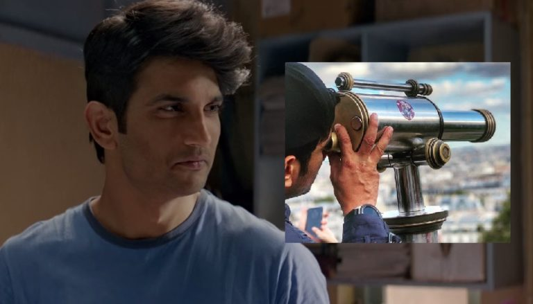 Sushant Singh Rajput Educates Everyone About Planets – WATCH VIDEO