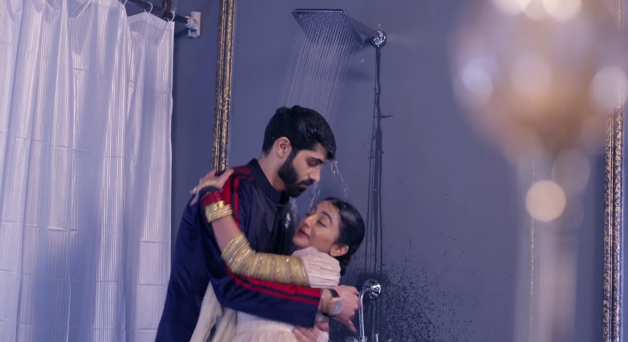 Rrahul Sudhir And Helly Shah As Vansh And Riddhima From Ishq Mein Marjawan 2